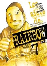 Rainbow, los siete de la celda 6 bloque 2 núm. 07