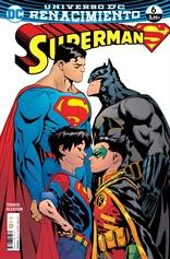 Superman núm. 61/ 6 (Renacimiento)