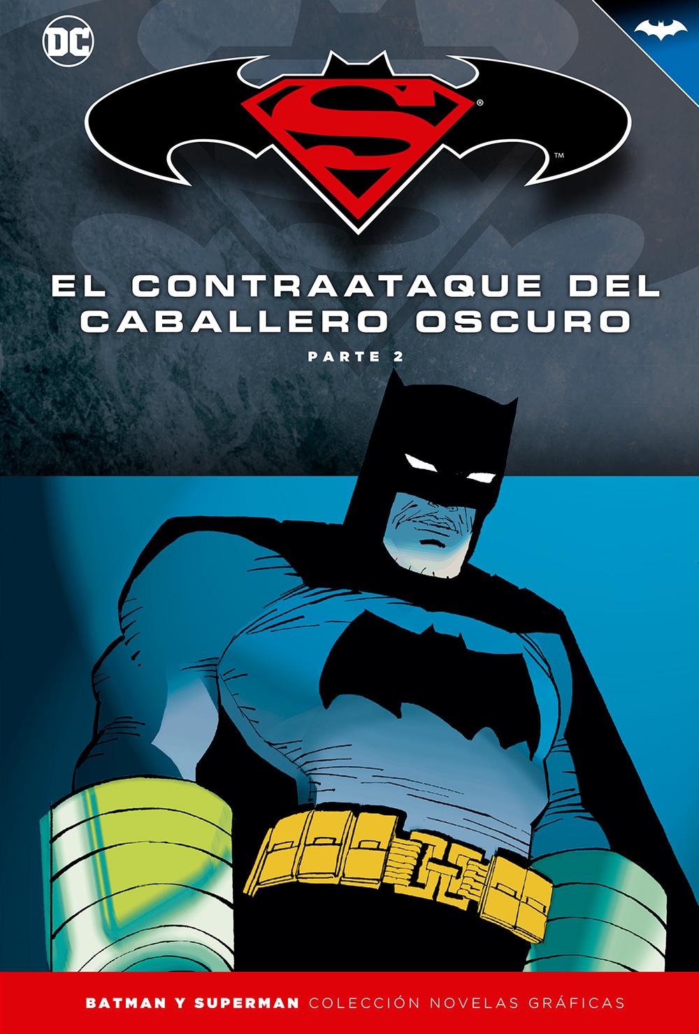 [DC - Salvat] Batman y Superman: Colección Novelas Gráficas - Página 5 Portada_BMSM_10_contraataque_caballero_parte2