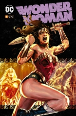 Wonder Woman: Coleccionable semanal núm. 01