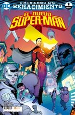 El nuevo Super-man  núm. 01 (Renacimiento)