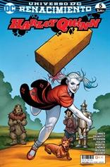 Harley Quinn núm. 13/ 5 (Renacimiento)