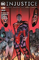Injustice: Gods among us núm. 49