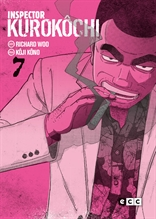 Inspector Kurokôchi núm. 07