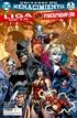 Liga de la Justicia contra Escuadrón Suicida núm. 01 (de 3) (Renacimiento)