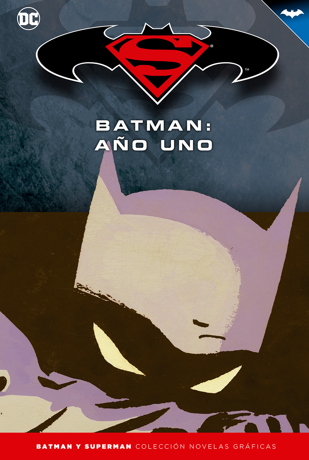[DC - Salvat] Batman y Superman: Colección Novelas Gráficas - Página 6 Portada_BMSM_13_Batman_An%CC%83o_uno_ALTA