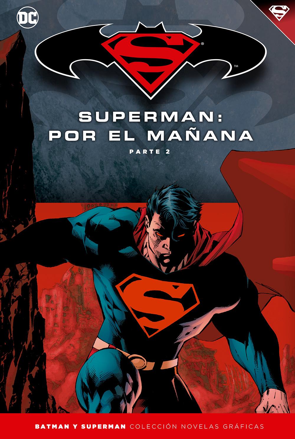 [DC - Salvat] Batman y Superman: Colección Novelas Gráficas - Página 6 Portada_BMSM_12_superman_man%CC%83ana_2_ALTA