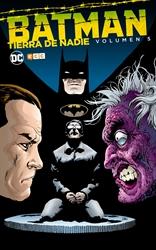 Batman: Tierra de nadie vol. 05 de 6