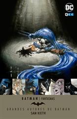Grandes Autores de Batman: Sam Kieth - Fantasmas