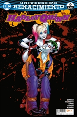 Harley Quinn núm. 14/ 6 (Renacimiento)