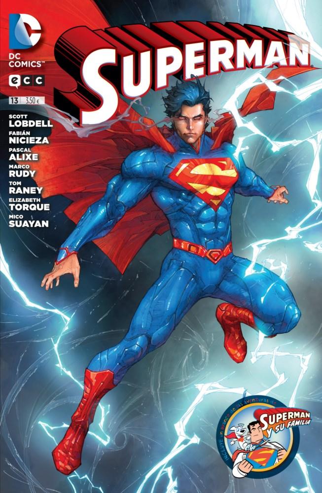Superman núm. 13 - ECC Cómics