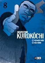 Inspector Kurokôchi núm. 08