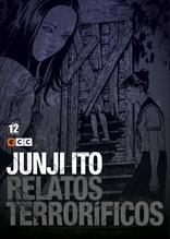 Junji Ito: Relatos terroríficos núm. 12 de 18