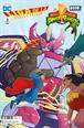 Liga de la Justicia/Power Rangers núm. 03 (de 6)