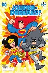 ¡Superpoderes! núm. 01 (de 6)