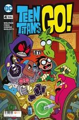 Teen Titans Go! núm. 04