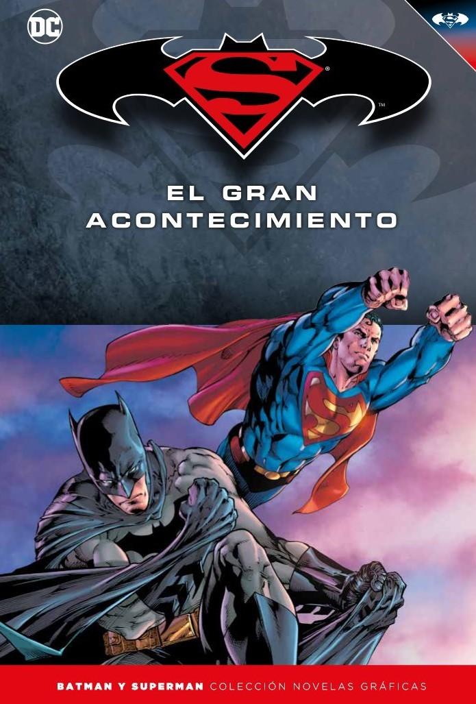 [DC - Salvat] Batman y Superman: Colección Novelas Gráficas - Página 8 Portada_BMSM_18_Superman_Batman_El_gran_acontecimiento