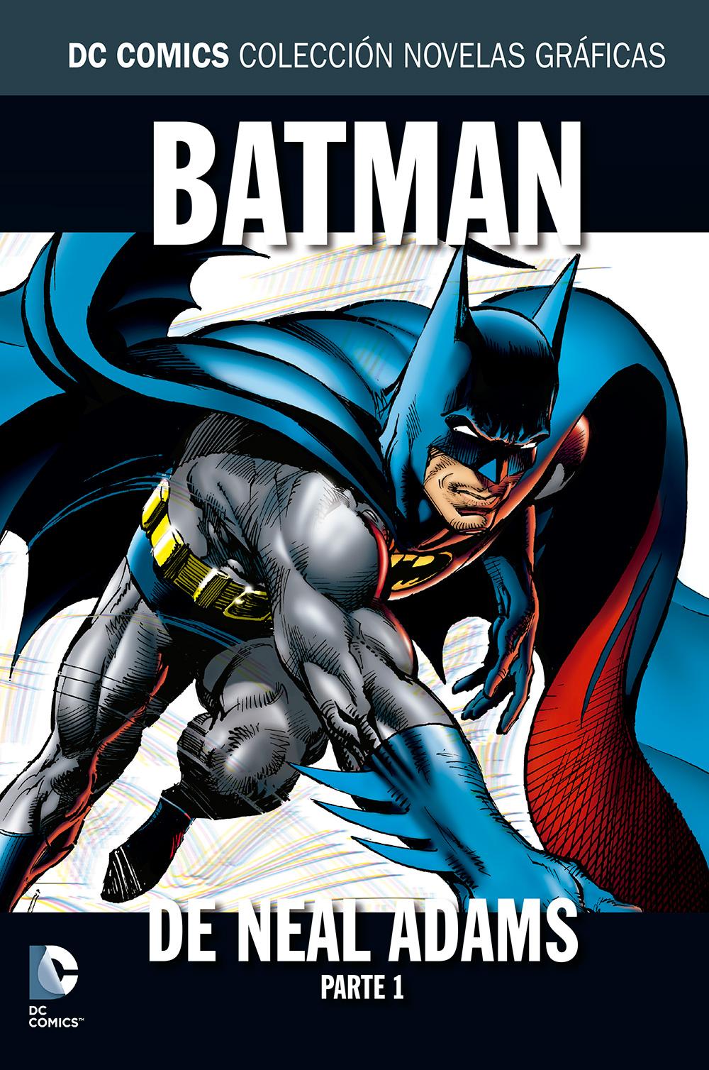 [DC - Salvat] La Colección de Novelas Gráficas de DC Comics  - Página 34 Batman_Adams_1