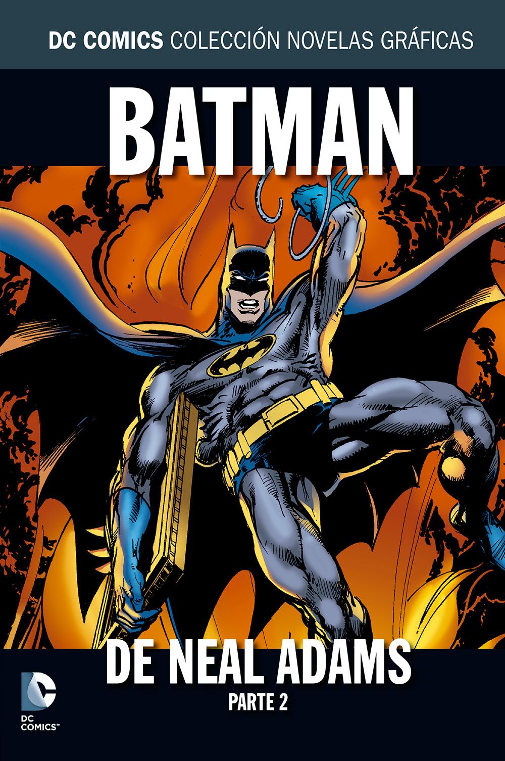 [DC - Salvat] La Colección de Novelas Gráficas de DC Comics  - Página 34 Batman_Adams_2