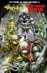 Batman/Tortugas Ninja vol. 01 (Segunda edición)
