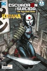 Escuadrón Suicida: Katana— Los más buscados núm. 13/ 1