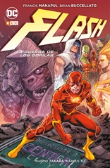 Flash vol. 03: La guerra de los Gorilas