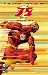 Especial Flash Comics (1940-2015): 75 años de Flash (Segunda edición)