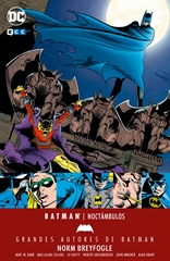 Grandes autores de Batman: Norm Breyfogle – Noctámbulos