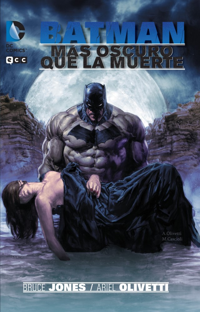 Batman: Más oscuro que la muerte - ECC Cómics