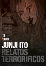 Junji Ito: Relatos terroríficos núm. 13 de 18