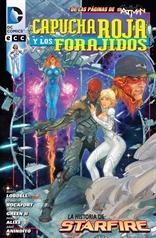 Capucha Roja y los Forajidos núm. 02: La historia de Starfire