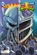 Liga de la Justicia/Power Rangers núm. 04 de 6