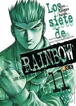 Rainbow, los siete de la celda 6 bloque 2 núm. 11