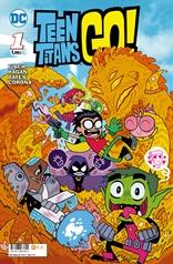 Teen Titans Go! núm. 01 (Segunda edición)