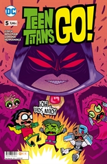 Teen Titans Go! núm. 05