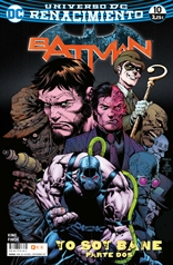 Batman núm. 65/ 10 (Renacimiento)