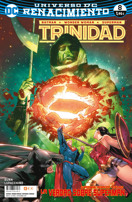 BATMAN/WONDER WOMAN/SUPERMAN: TRINIDAD NÚM. 0...