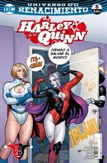 Harley Quinn núm. 16/ 8 (Renacimiento)
