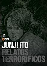 Junji Ito: Relatos terroríficos núm. 14 de 18