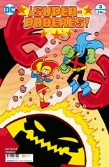¡Superpoderes! núm. 03 (de 6)
