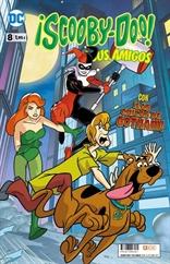 ¡Scooby-Doo! y sus amigos núm. 08