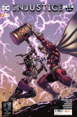 Injustice: Gods among us núm. 53