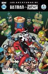 Las aventuras de Batman y las Tortugas Ninja núm. 02 (de 6)