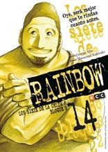 Rainbow, los siete de la celda 6 bloque 2 núm. 14