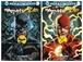 Batman/Flash: La chapa – Edición limitada con chapa extraíble (Renacimiento)