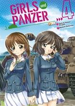 Girls und Panzer num. 04 (de 4)