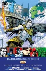 Grandes autores de la Liga de la Justicia: Mark Millar – Paraíso perdido