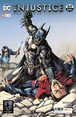 Injustice: Gods among us núm. 54