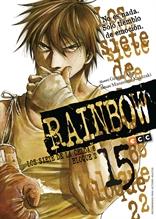 Rainbow, los siete de la celda 6 bloque 2 núm. 15