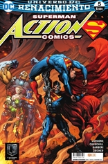 Superman: Action Comics núm. 5 (Renacimiento)